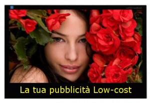 Pubblicità low-cost Milano
